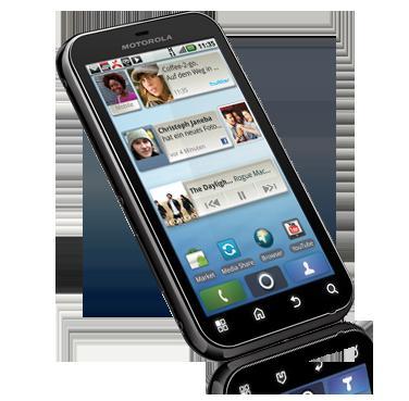 [PaulDirekt] Motorola Defy + Internetflat + 2 Weekend-Flats + 60 Minuten nur 238,80