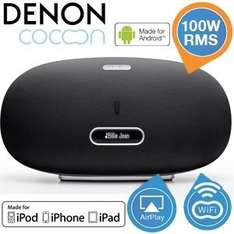 Denon Cocoon Home Wireless-Soundsystem - Feine Docking Station fur Android und iPhone @ibood.com