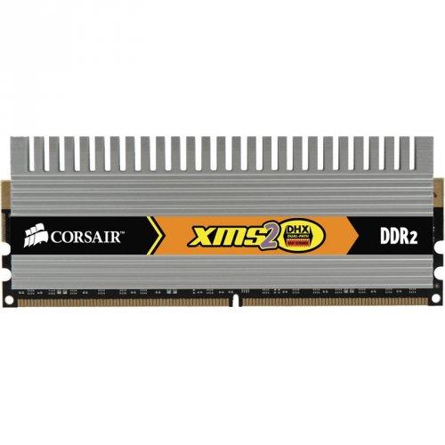 Corsair XMS2 DHX Series CL5 DDR2 1GB / 800Mhz für nur 5,90 EUR inkl. Versand [gebraucht/2 Jahre Garantie]