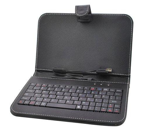 """7"""" Tablet Schutzhülle mit Tastatur für nur 6,99 EUR + 2 ,- EUR Versand [DE]"""