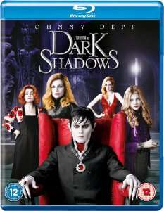 (UK) Tim Burton´s Dark Shadows [Blu-Ray + UltraViolet Copy) für 8.20€ @ Zavvi