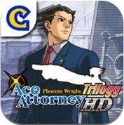 Ace Attorney: Phoenix Wright Trilogy HD (Capcom) bei iTunes