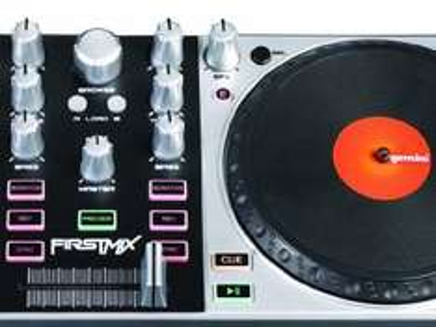 Gemini FirstMix - USB DJ-Controller