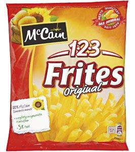 Mc Cain 123 frites für 0,99 € Kaufland München (evtl bundesweit?!)