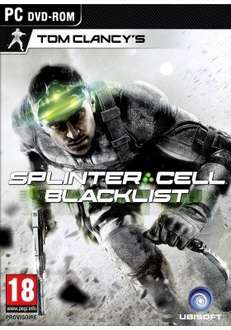Tom Clancy's Splinter Cell: Blacklist Upper Echelon Uplay