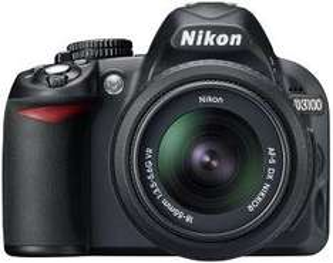 [LOKAL] Nikon D3100 DSLR Kit inkl. AF-S DX 18-105 VR Objektiv - MM Lübeck/Bremerhaven