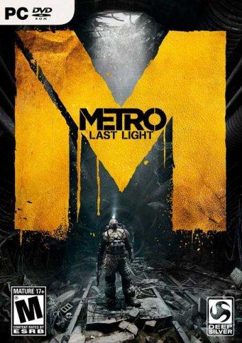 METRO: LAST LIGHT (EU) (UNCUT)