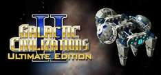 Galactic Civilizations II: Ultimate Edition für 4,74€ @ Steam
