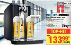 Philips HD3620/20 Perfect Draft Bierzapfanlage €160 @ Metro (Ab morgen 5.9. Offline aber Bundesweit)