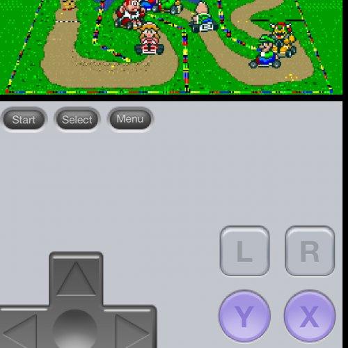 (iOS) SNES Emulator für iPhone , nur 0,89€ ! (