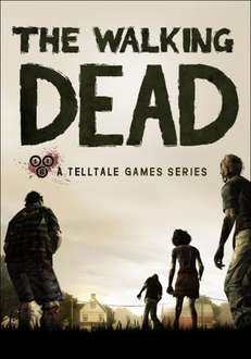 [Steam] The Walking Dead Episode 1-5 [PC] für ca. 8.26€ @ gamefly