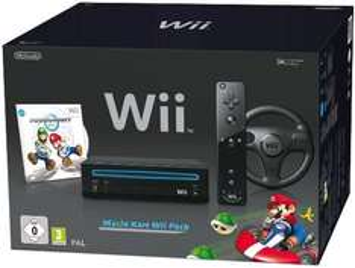 "[lokal Freiberg/S.]   Wii ""Mario Kart Bundle"" 88€ 27% unter idealo"