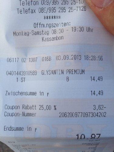 (lokal) München OBI Baumarkt Martinsried -25% auf wirklich alles