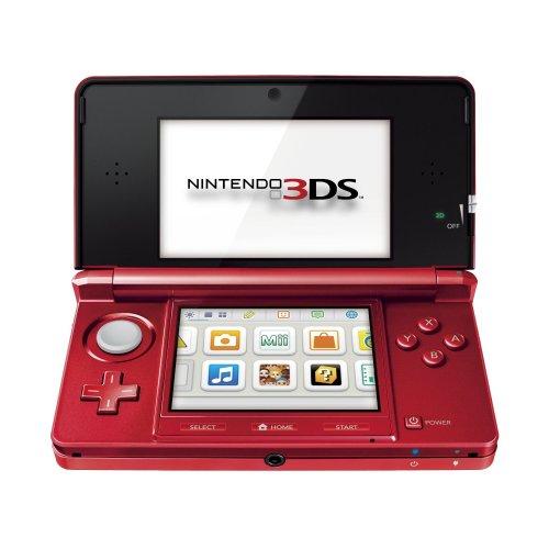 Nintendo 3DS - Rot für 139,99 € bei Karstadt Online