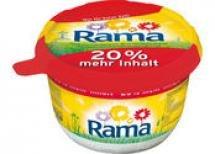 [Lidl] Rama 600g / 20% mehr drin für € 0,99  /  € 1,65 pro Kg