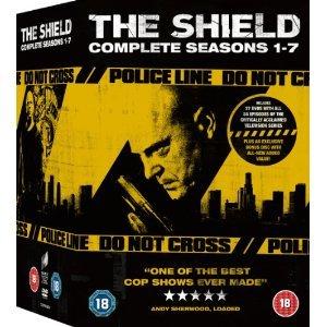 The Shield: Complete Series 1-7 Boxset (28 Discs) OT
