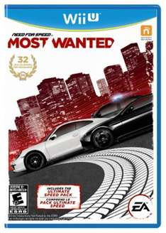 Nintendo Wii U - Need for Speed: Most Wanted für €20,52 [@Base.com]