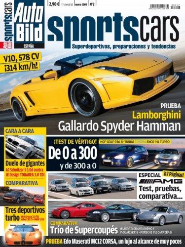 3x Auto Bild Sport Cars + 15€ Tankgutschein für 10,50€
