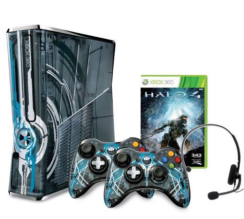 [Schweiz] XBOX 360 320GB Halo 4 Bundle für 114 €
