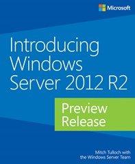 Free eBook: Windows Server 2012 R2 Preview