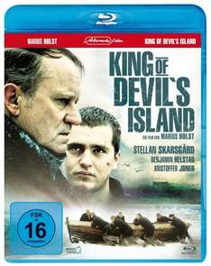 King of Devil's Island  [Blu-ray] für 6,99 € @ Amazon.de