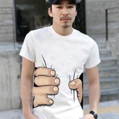 CN: Shirt Riesenhand