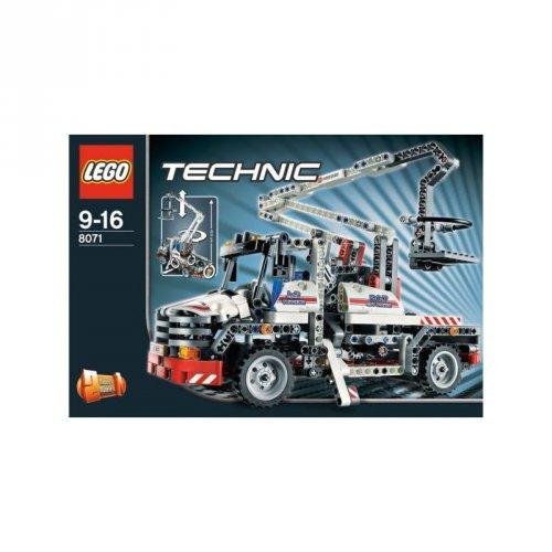 Lokal Saalfeld, eventuell Bundesweit (siehe Kommentare): Lego Service Truck 8071