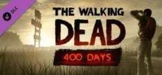 The Walking Dead Episode 1-5 für 6,24€ und 400 Days-DLC für 2,49€  @ Steam