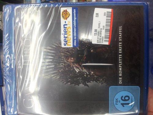 (Lokal MM Kaufpark Eiche) Game of Thrones Staffel 1 Blu-ray