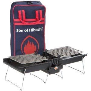 Son of Hibach (Holzkohlegrill für unterwegs) @ Warehouse Deals