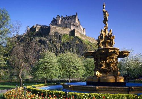 Reise: Edinburgh ab Weeze 2 Nächte (Flug, Transfer, zentrales 3* Hotel) 77,- € p.P. (November)