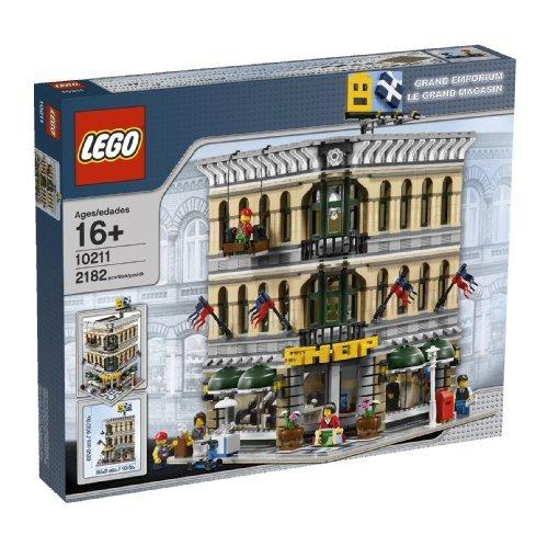 Lego auf Amazon.it : ausgewählte Schnäppchen z.B. 10211 für 108,09 + Vsk