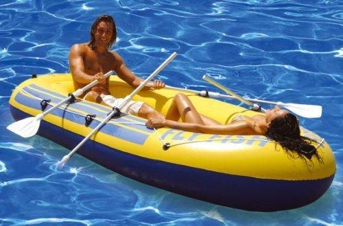 Happy People 77013 Sportboot 260 cm mit Zubehör für nur 29,- EUR inkl. Versand
