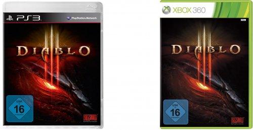 XBox360/PS3 - Diablo 3 ab €40,54 [@Digitalo.de]