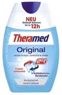 dm: Theramed 2in1 Original (Testaktion mit Erstattung inkl. Porto+Kuvert)