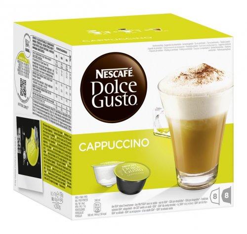 Dolce Gusto Cappuccino (3er Pack) für 10,21 € inkl. Versand im Amazon Spar Abo
