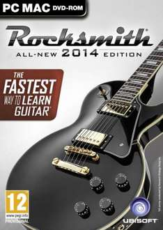 Rocksmith 2014 (PC) @Zavvi