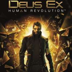 [Steam] Deus Ex Human Revolution @getgames