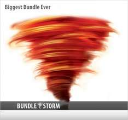 Für Webdesigner: Bundle Storm mit über 60 GB Design-Ressourcen für ~33€ statt ~112€