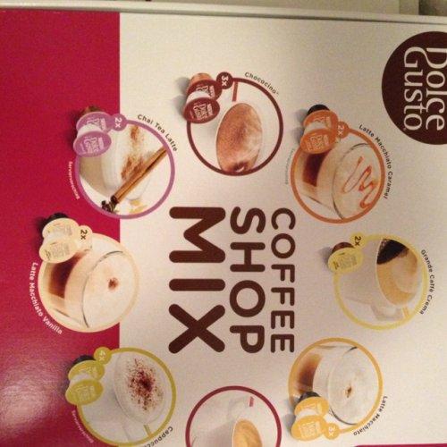[Lokal Kaufland Leipzig?] - Dolce Gusto Coffee Shop Mix - zum probieren, ca. 30% günstiger