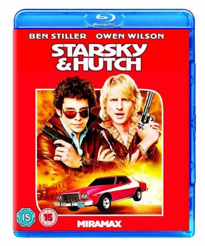 Starsky & Hutch Blu-Ray UK Import The Hut