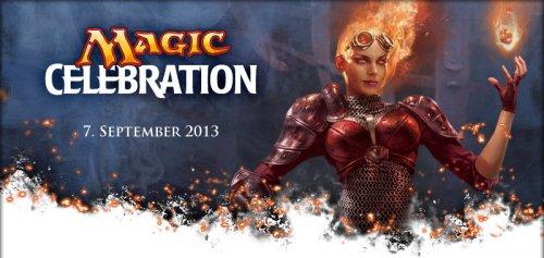 Magic the Gathering - 2 Booster + Starterdeck kostenlos (Magic Celebration )