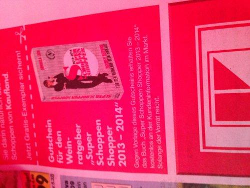 Super Schoppen Shopper 2013-2014 gratis bei Kaufland