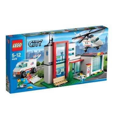 Galeria Kaufhof online Lego 4429 City Helikopter Rettungsbasis 24,99€ inkl. Versand