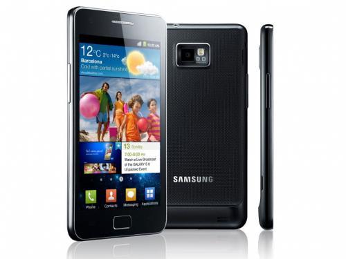 Samsung Galaxy S2 i9100 mit Base für 458 € @ ebay