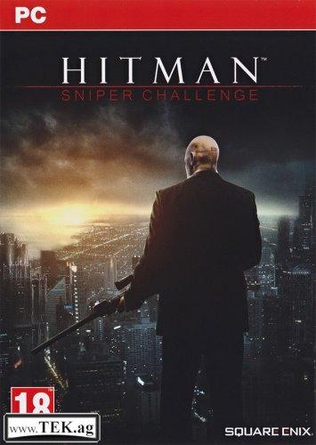 Steam: Hitman Sniper Challenge + 2€ Gutschein