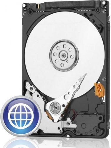 "Western Digital WD Blue Mobile 750GB, SATA II (WD7500BPVT) --- 2,5"" PS3 Festplatte"