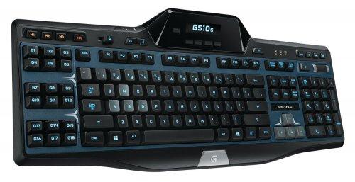 Amazon: Logitech G510s Gaming Keyboard / Tastatur für 96,27 € - Ersparnis 22,73 €