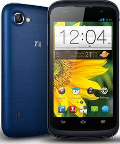 "[Lokal UK] ZTE Blade V 4"" IPS Quadcore und 1GB RAM! Android 4.1"