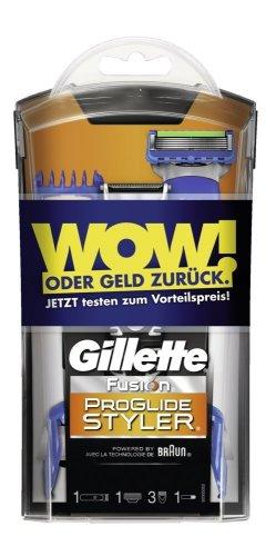 Amazon Blitzangebot : Gillette ProGlide Styler Limited WOW Edition